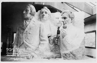Mt Rushmore a
